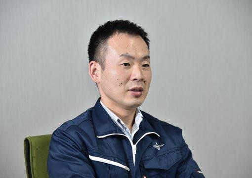 株式会社 赤川器物製作所 代表取締役 社長 赤川 洋平