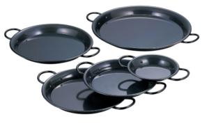 鉄黒皮 パエリア鍋